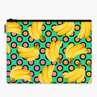 Spot SpaceSuit laptop bag - banana
