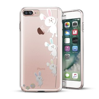 AppleWork iPhone 6/7/8 Plus Original Design Case - Rope Rabbit CHIP-071