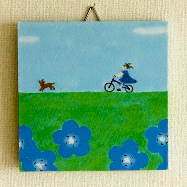 "Mini panel No.16 ""Picnic"""