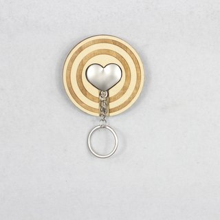 Key house Heart(metal) <Customizable Storage Decoration Gift X'mas>