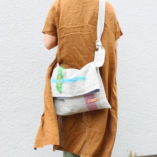 collage  shoulder bag  comorebi