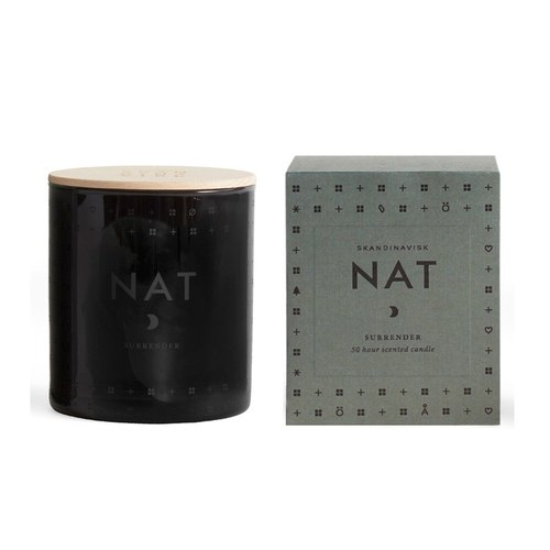 [Danish SKANDINAVISK fragrance] Waltz scented candles in NAT mist