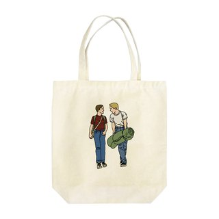 Gordie & Chris Tote Bag