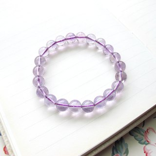 [Xun Zi] Amethyst - February Birthstone - Handmade Natural Stone Series