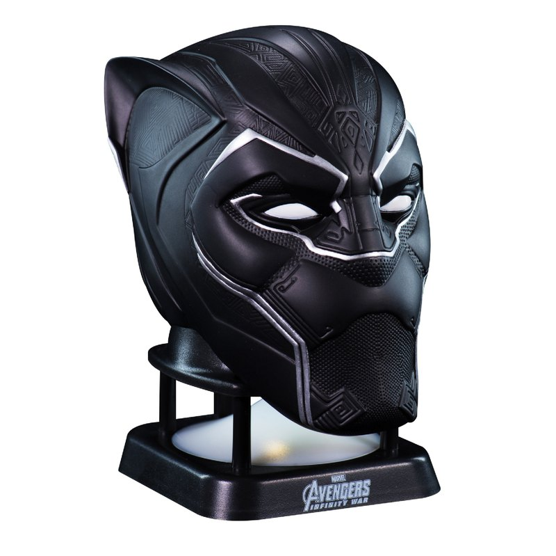 CAMINO Marvel Black Panther Mini Bluetooth Speaker (V2.0)
