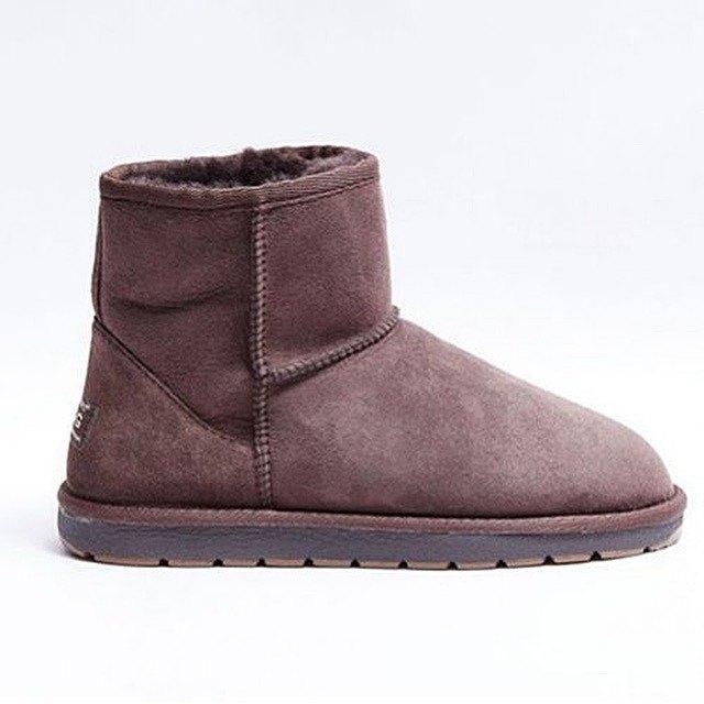 雪地靴採煤機澳大利亞經典Mini布朗