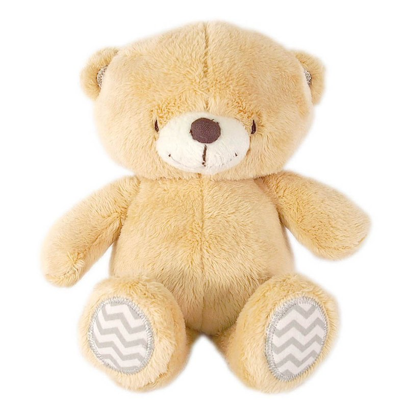 6吋/Bagging Fluffy Bear[Hallmark-ForeverFriends Plush-Hug Series]