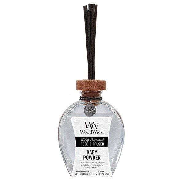 【VIVAWANG】 3oz. Reed diffuser (pink delicate). Natural plant extracts essential oils, delicate flowers, aromatherapy deodorant, indoor fragrance, the United States imports.
