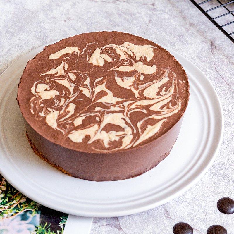 巧式花生生乳酪/生日蛋糕/生酮甜點