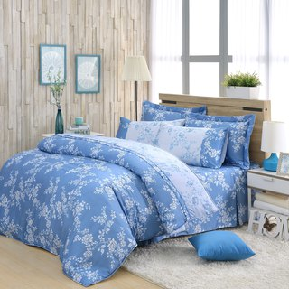 Double size classical Romance - Tencel dual-use bedding set of six [100% lyocell] emperor fold