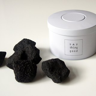 Fragrant volcanic stone - WHITE - Fresh and charming series