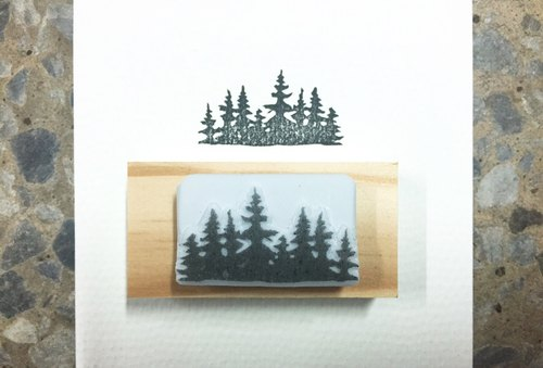 Cover which hand seal [forest]