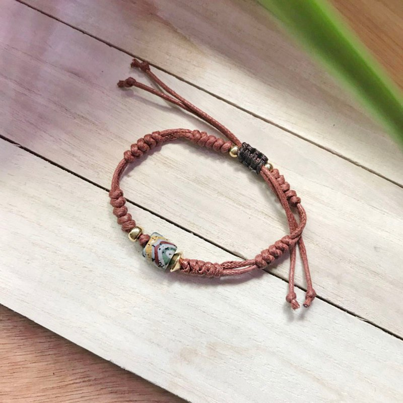 Unforgettable Bracelet / Sandstone Red (People)