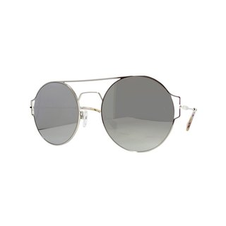 [ZALES] sunglasses mirror series - silver white The Mirror - silver white sunglasses