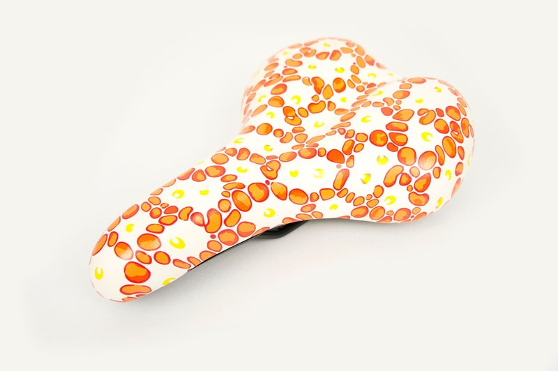 SE ic | Comfortable City Wind Cycling Seat | Pattern