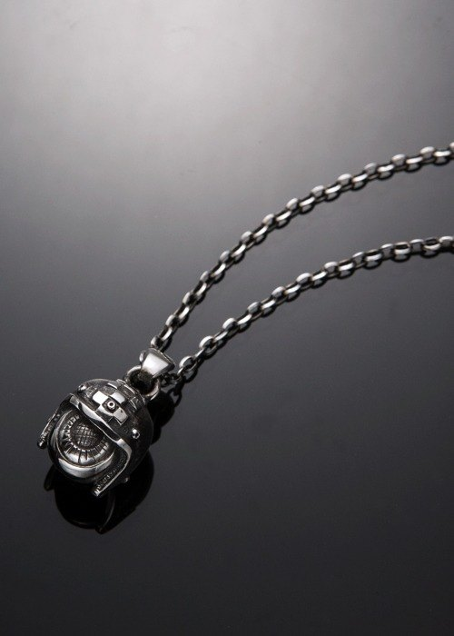 Eyeball Helmet Pendant | Let's Ride Collection 安全帽眼球項鍊墜