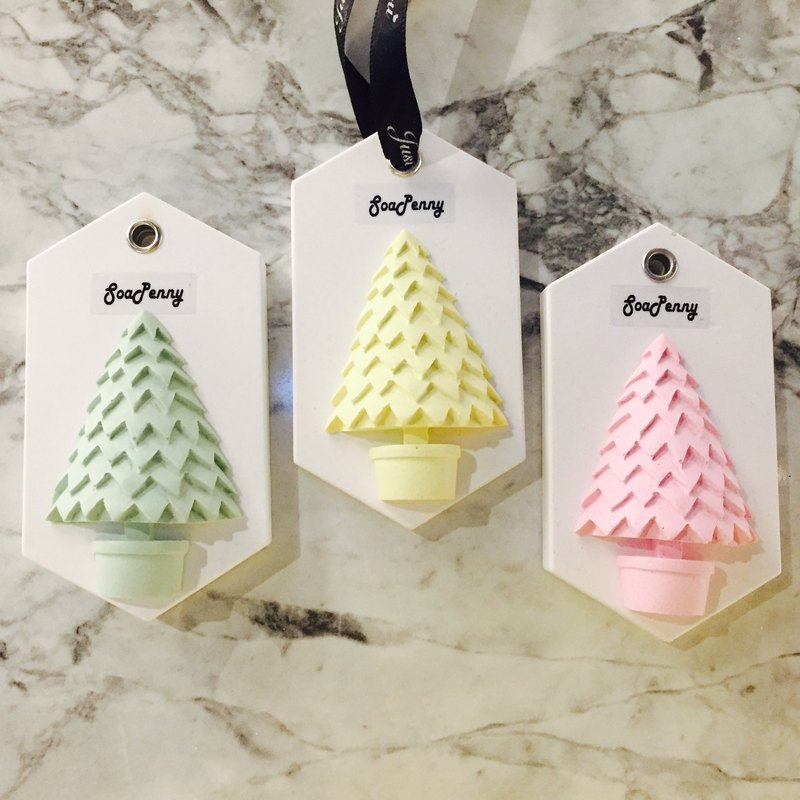 | Fragrance happy || Christmas tree / hanging |
