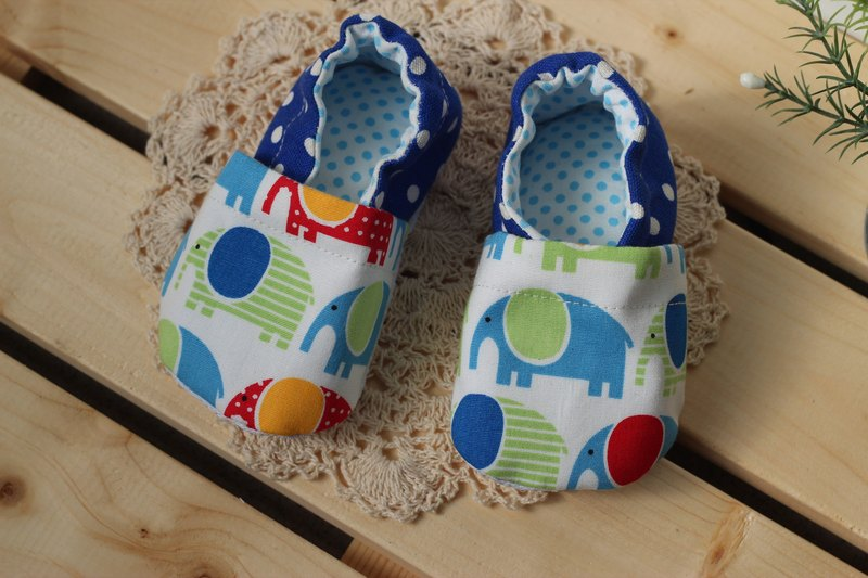 Cute Elephant - toddler shoes