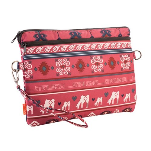 "SOLIS [ Folk style Series ] 10"" Tablet Sleeve Case(Pink Trojan)"