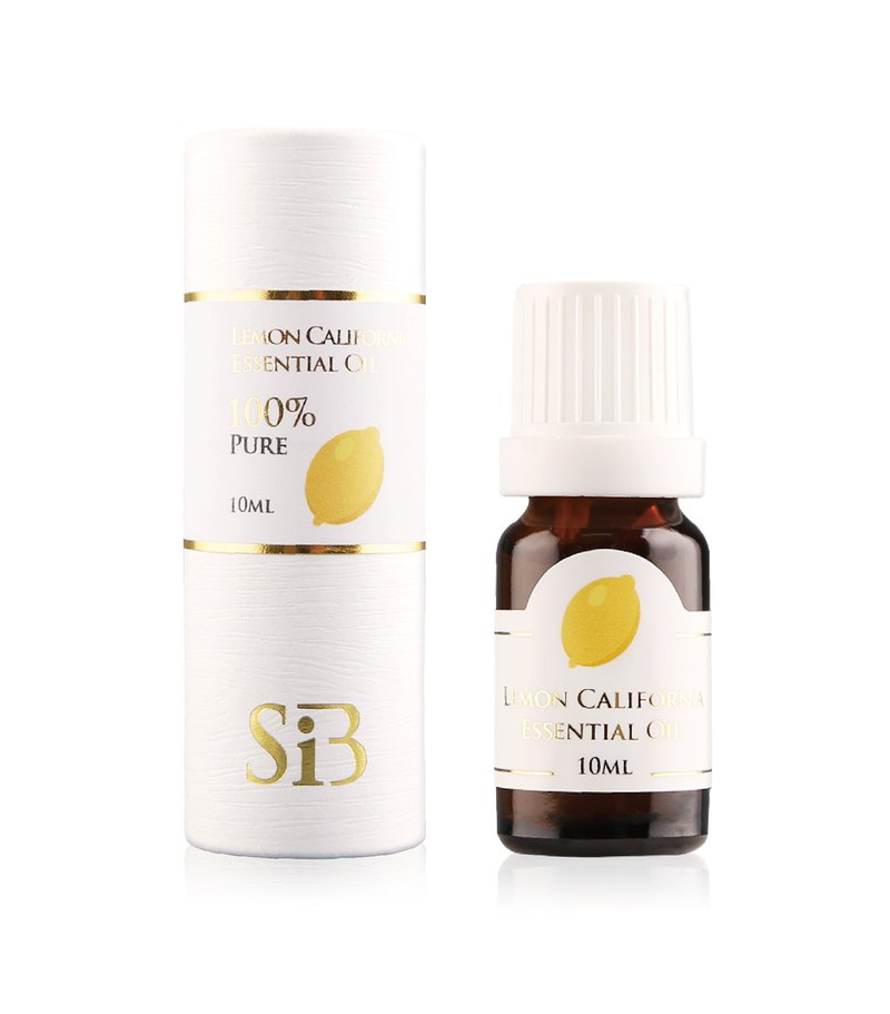 SiB 美國檸檬純精油