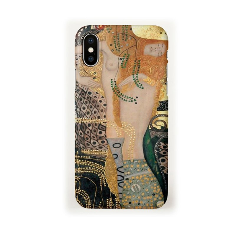 iPhone case Samsung Galaxy Case Phone hard case classic art Klimt gold 2438
