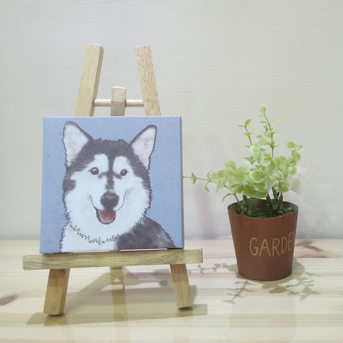 Small picture frame - lightweight frameless painting - Shiqi