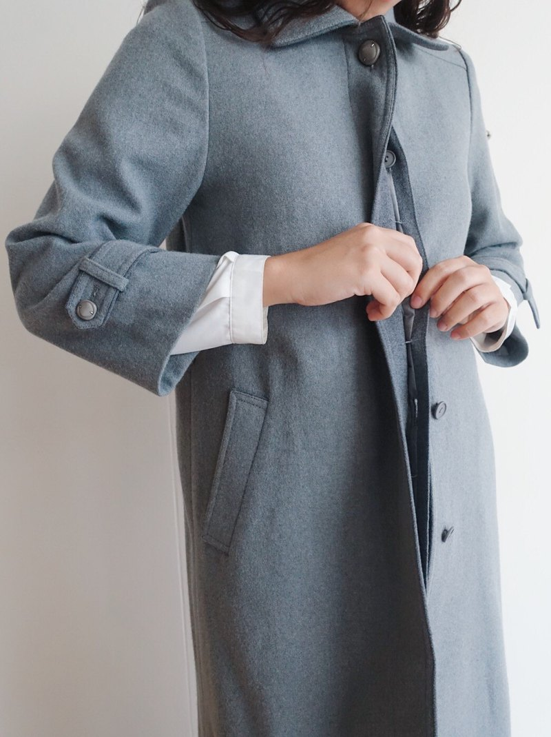 Vintage coat / wool no.96
