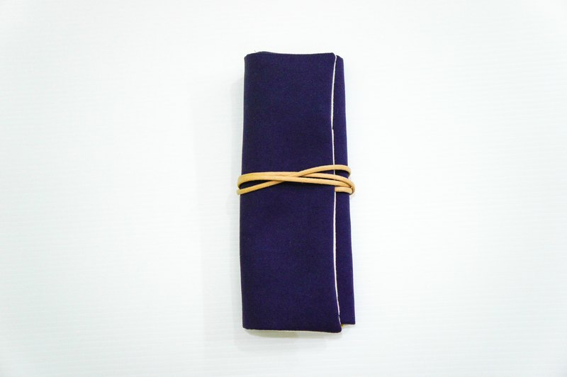 S,HU - Pencil roll(purple)