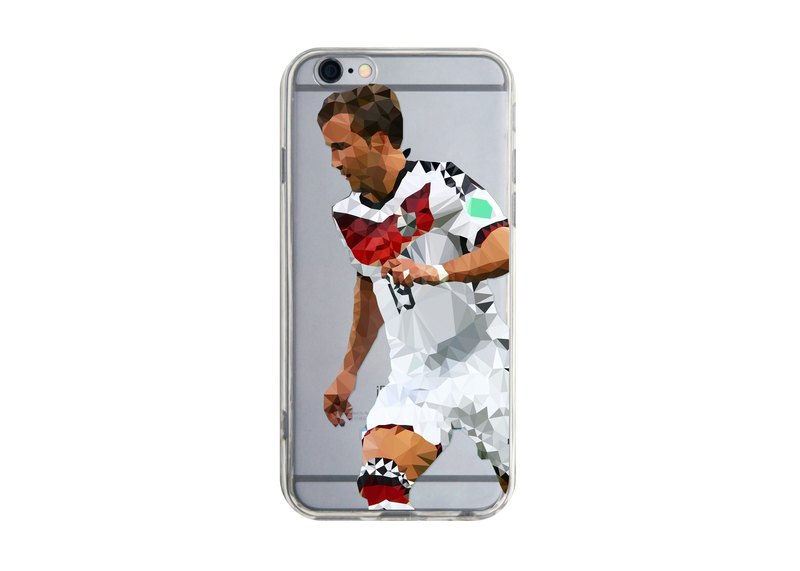 German Football Player - iPhone X 8 7 6s Plus 5s Samsung note S7 S8 S9 plus HTC LG Sony Mobile Phone Case Cover