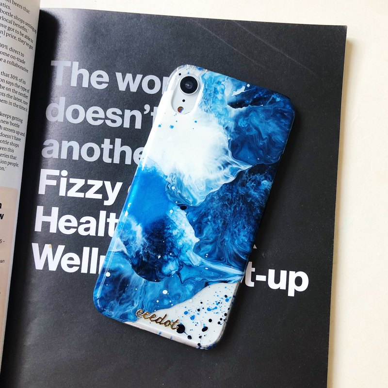 IPHONE XR | Twilight | Hand-painted phone case