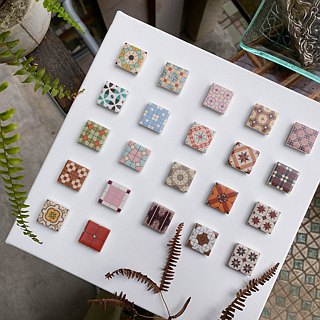 Tile Design Tile Magnet 4 In