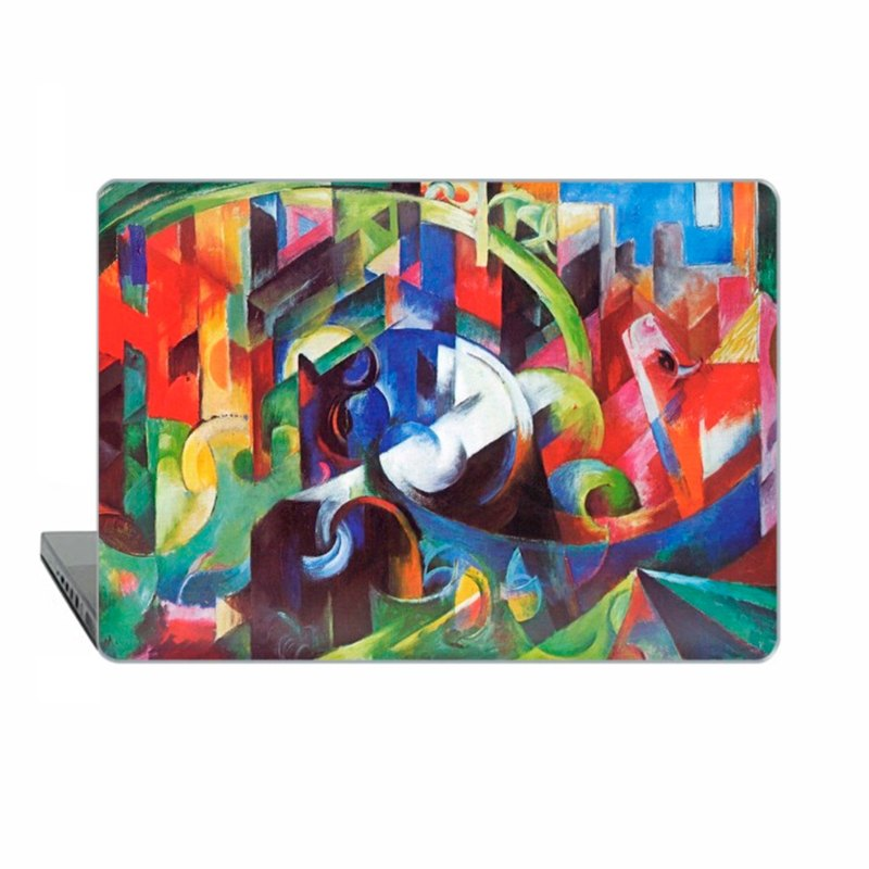 MacBook Pro case Franz Marc MacBook case MacBook Air cover MacBook Pro Retina