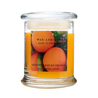 British candles MIE series Mediterranean orange canned candles