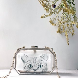 adc | animal | cat | box bag |
