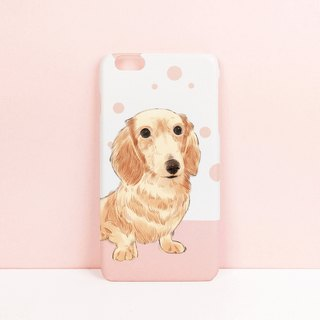 Autumn New Products - Small Leg Dachshund (iPhone.Samsung Samsung, HTC, Sony. Asus Case Cover)