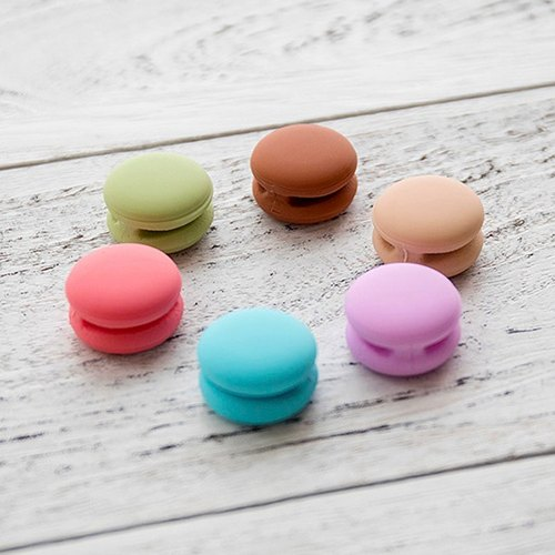 Macaron modeling wire holder (6 color group)