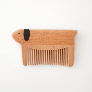 Tan Carpenter _ Noah's Ark _ Alder Puppy Comb