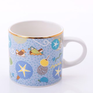 Oriental Memphis Series Mug - Morning Glory
