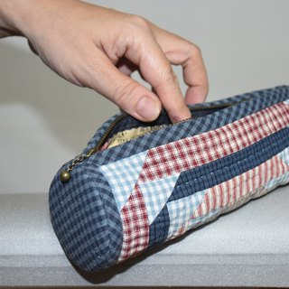 Stitching pencil case