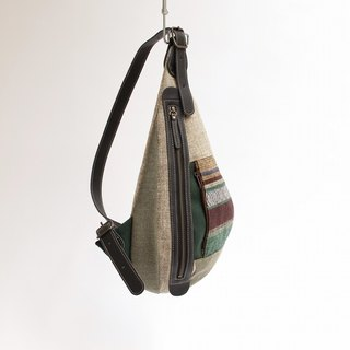 Shoulder bag · Ethnic patchwork