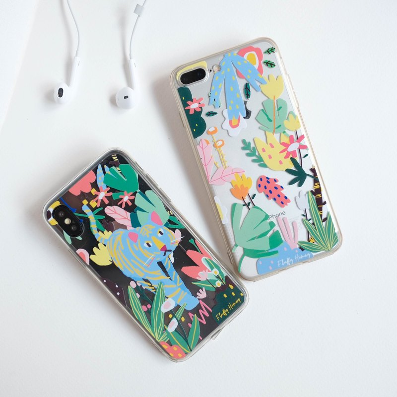 Mobile Case: Enchanted Forest