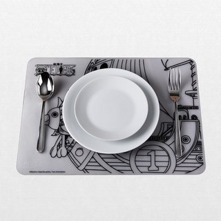 Graffiti placemat - Qianyang No. │ non-toxic silicone rubber graffiti placemat │ nautical king authorized