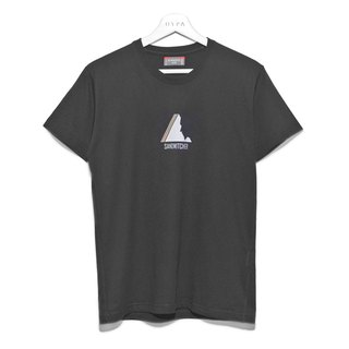 HypA Three Wise Black Tee *S