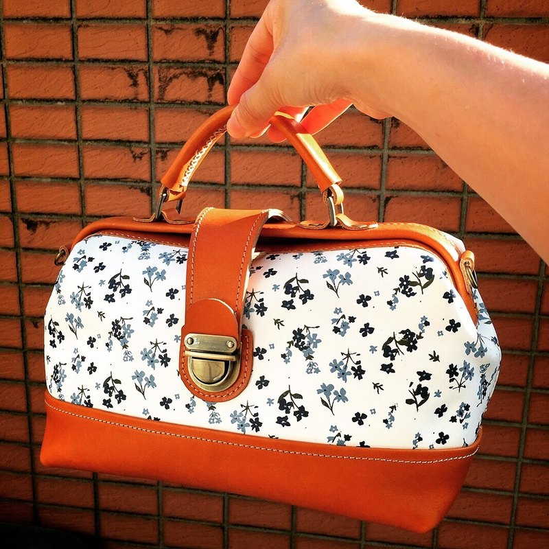 LEPAU FLOWER Dr. BAG