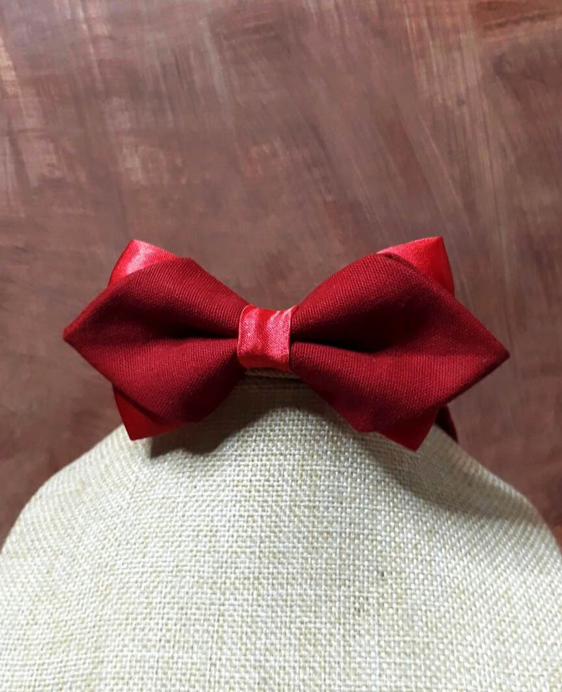 Classic Red Bow Tie Bow Ties