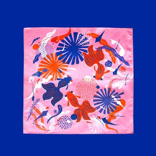 Swish Goldfish Handkerchief