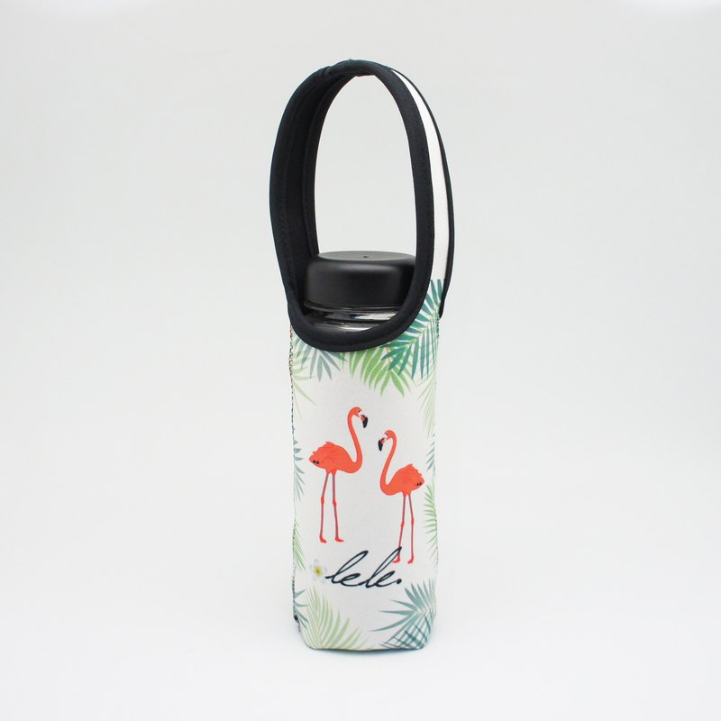 BLR Water Bottle Tote LeLe [ Flamingo ] TC27
