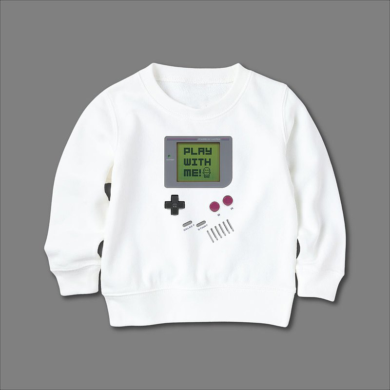 GameBaby Crewneck for kids