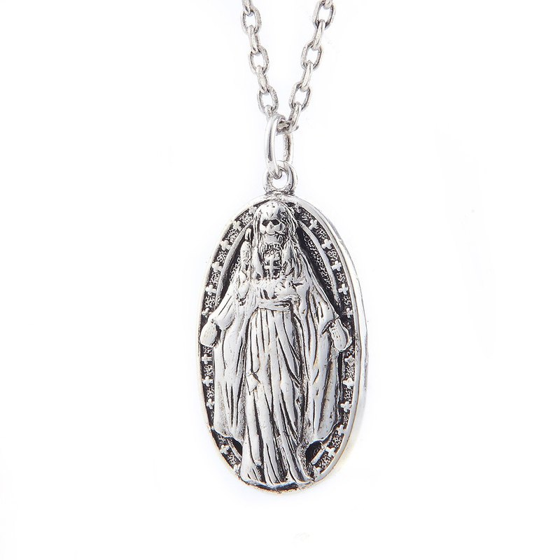 SKELETON JESUS ​​NECKLACE