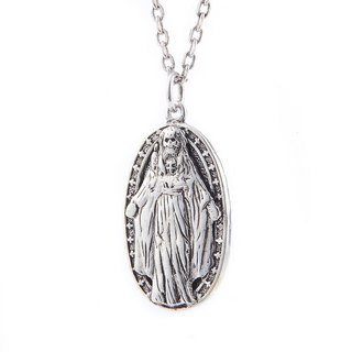 SKELETON JESUS NECKLACE